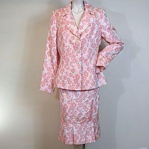 Style New York Paris two-piece skirt Blazer suit